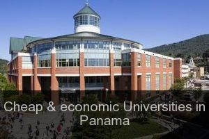 Cheap & economic Universities in Panama