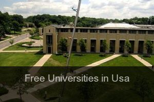Free Universities in Usa