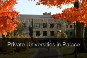 Private Universities in Palace