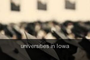Universities in Iowa